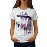 Urban Women Portait Womens T-Shirt