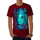 Marilyn Monroe Foto Mens T-Shirt