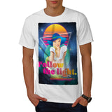 Follow Sun Light Mens T-Shirt