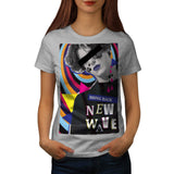 Pop People Portrait Womens T-Shirt