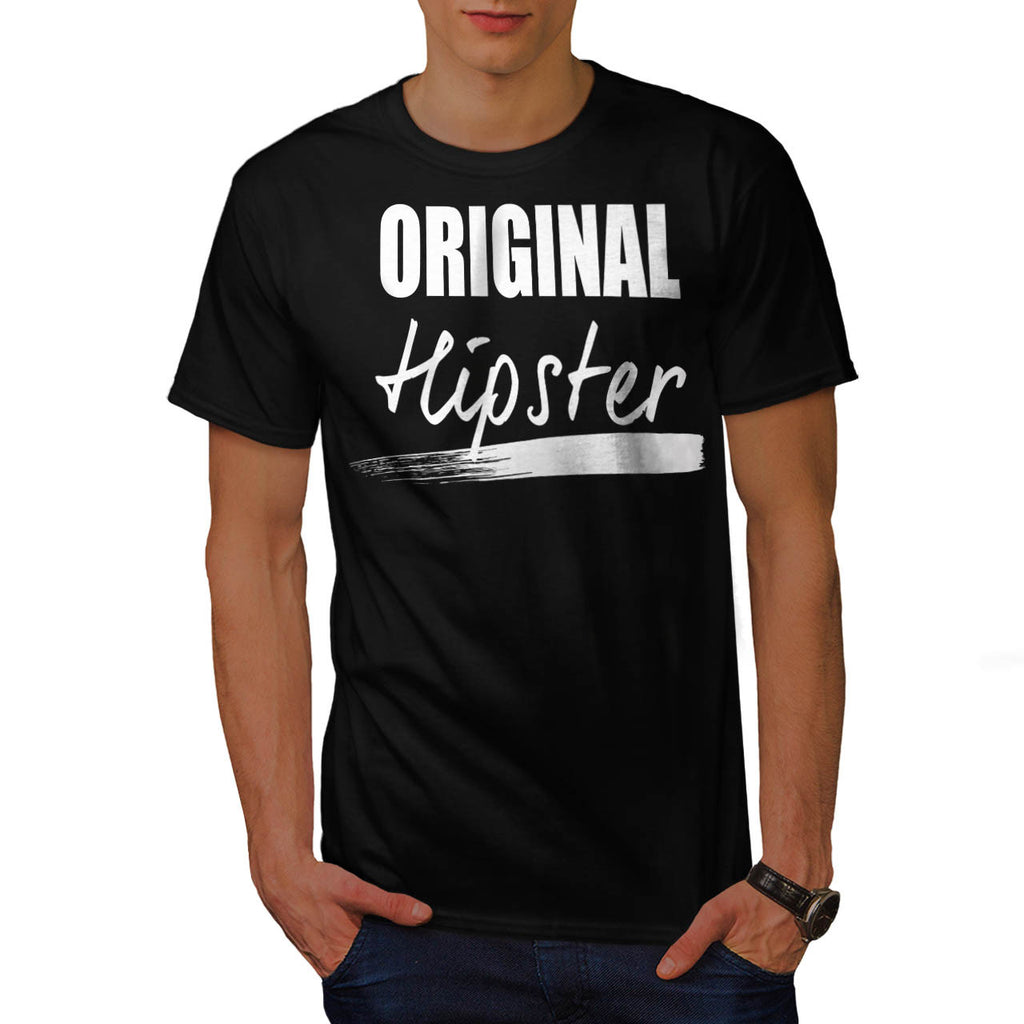 The Original Hipster Mens T-Shirt