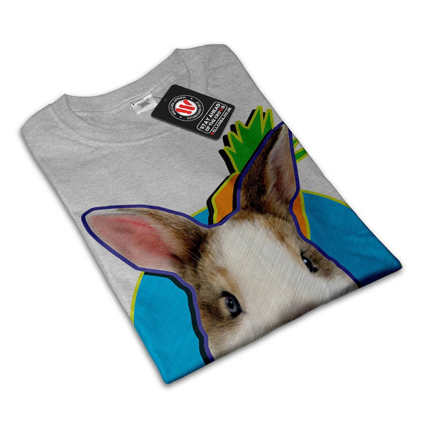 Animal Bunny Rabbit Womens T-Shirt