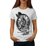 Time Will Tear Apart Womens T-Shirt
