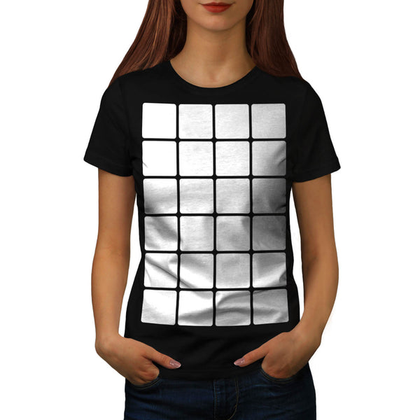 Imagination Illusion Womens T-Shirt