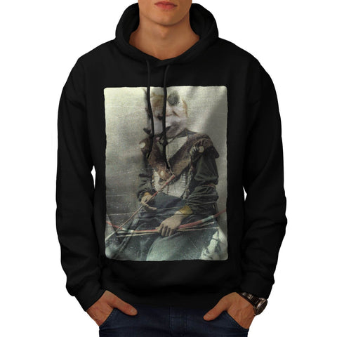 Animal Dog Akita Inu Mens Hoodie