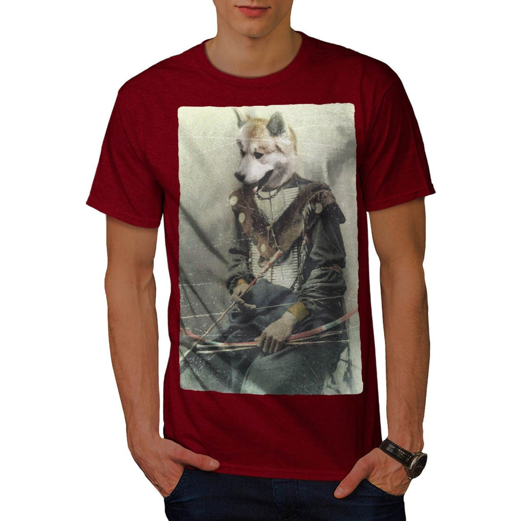 Animal Dog Akita Inu Mens T-Shirt