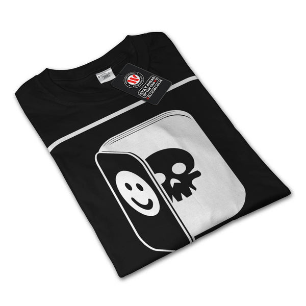 Skull Body Costume Womens Long Sleeve T-Shirt