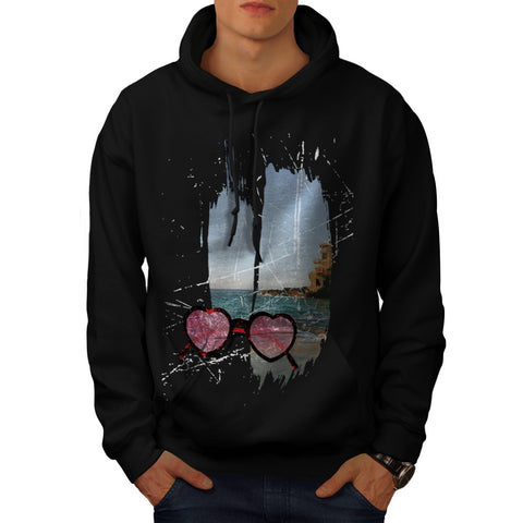 Amazing Summer Love Mens Hoodie
