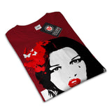 Pretty Face Beauty Womens T-Shirt