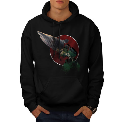 Animal Sealife Zoo Mens Hoodie