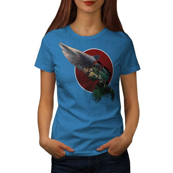 Animal Sealife Zoo Womens T-Shirt