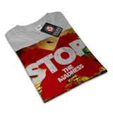 Stop the Madness War Womens T-Shirt
