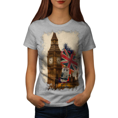 London City England Womens T-Shirt