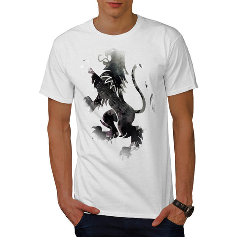 Rampant Lion Scotland Mens T-Shirt