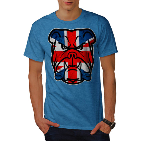 British Bull Dog UK Mens T-Shirt