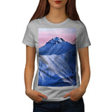 Rocky Mountain Peaks Womens T-Shirt