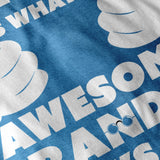 Awesome Grandad Look Womens T-Shirt
