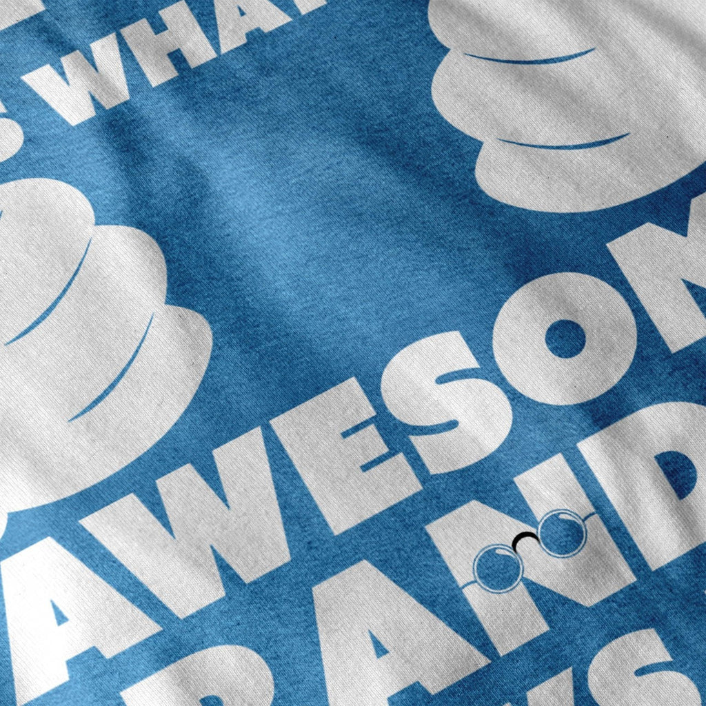Awesome Grandad Look Mens T-Shirt