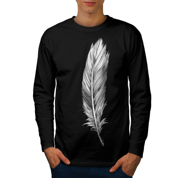 Bird Of A Feather Life Mens Long Sleeve T-Shirt