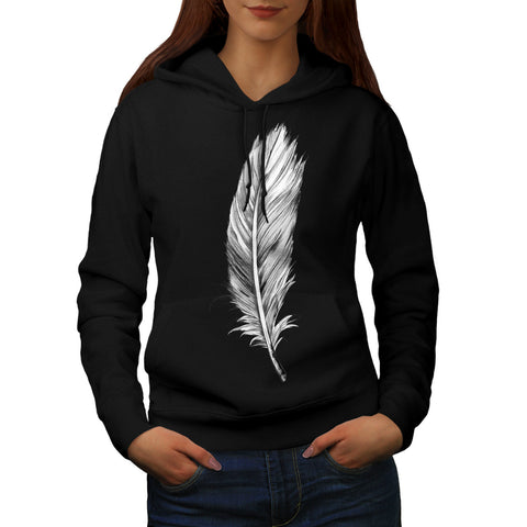 Bird Of A Feather Life Womens Hoodie