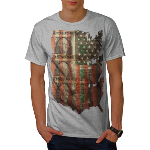 United States America Mens T-Shirt
