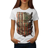 United States America Womens T-Shirt