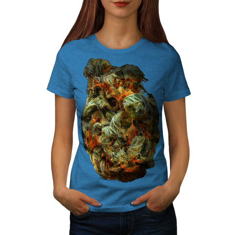 Wild Weed Herbal Life Womens T-Shirt