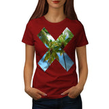 X Cross Paradise Vote Womens T-Shirt