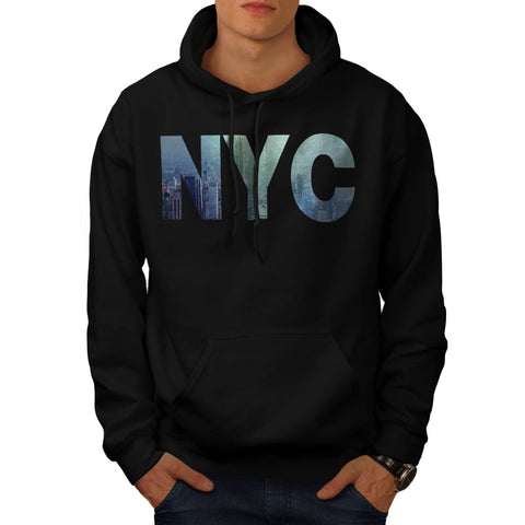 New York City NYC Mens Hoodie