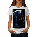 Grim Reaper Death Womens T-Shirt