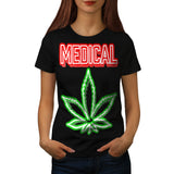 Medical Cannabis Hash Womens T-Shirt