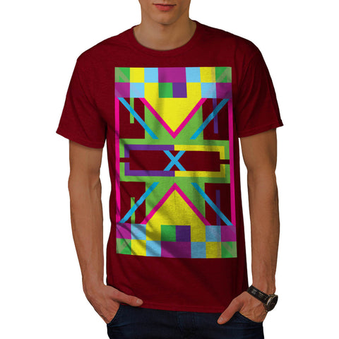 Crazy Fresh Summer USA Mens T-Shirt