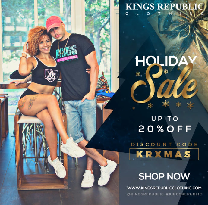 Kings Republic Holiday Sale