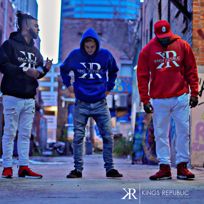 Kings Republic Fall Hoodie Collection