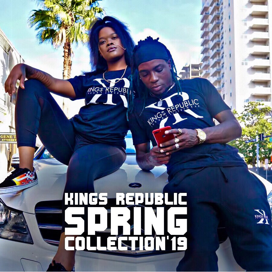 Kings Republic Spring 2019 Coming Soon