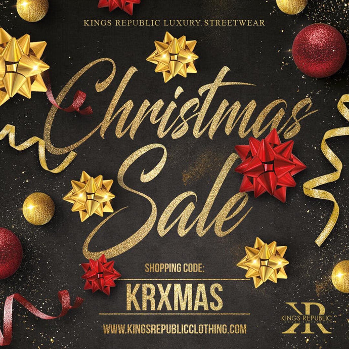 Kings Republic Christmas Sale