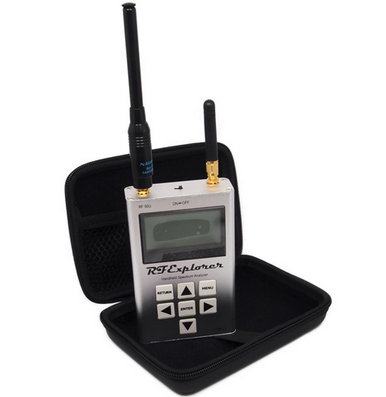 RF Explorer Model 3G Combo -- Handheld / USB RF Spectrum Analyzer