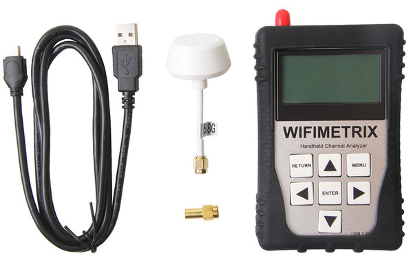 Purchase WifiMETRIX Channel Analyzer