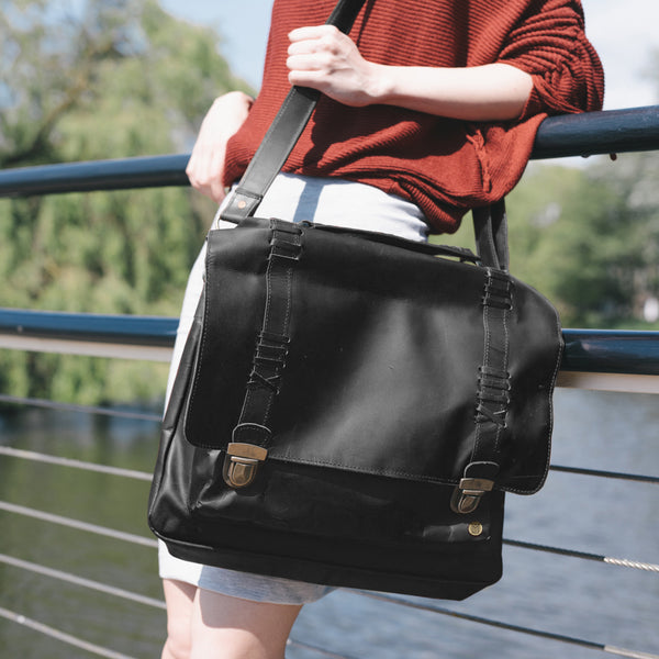 Stylish Leather Bags For Work
