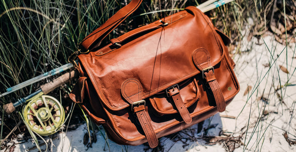How to choose a leather bag