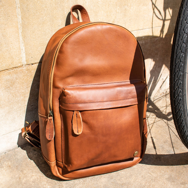 Leather Backpacks For School And College