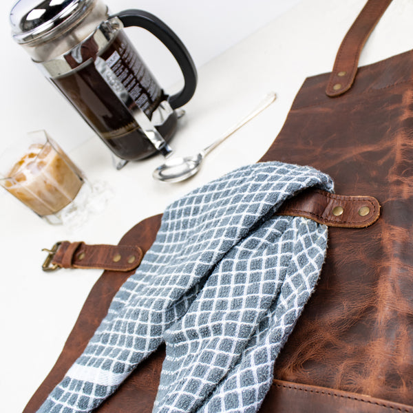 Why a Leather Apron is Perfect for Bartending