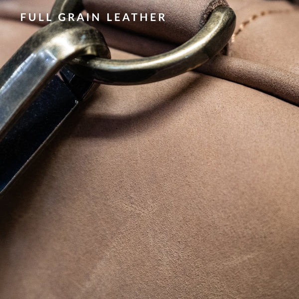 Caring for Your Leather Bag: FAQ