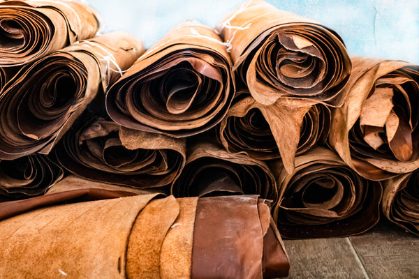 Glossary of Leather