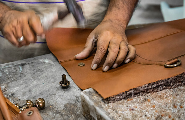 The Origins of Leather