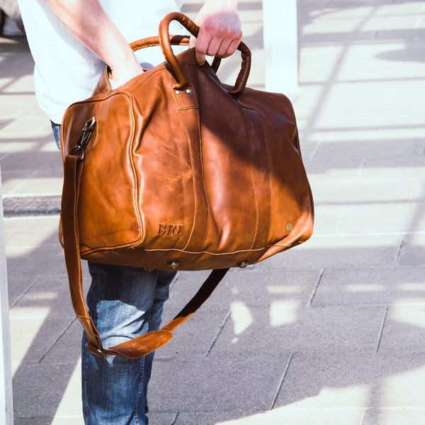 Leather Duffle Bags - Carry On Guide