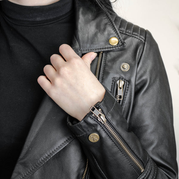 Leather Jacket Care and Maintenance
