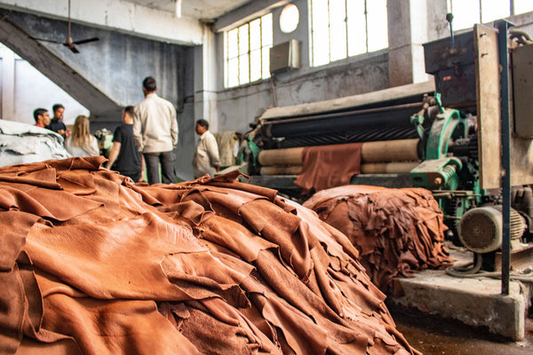 The Benefits of Vegetable Tanned Leather