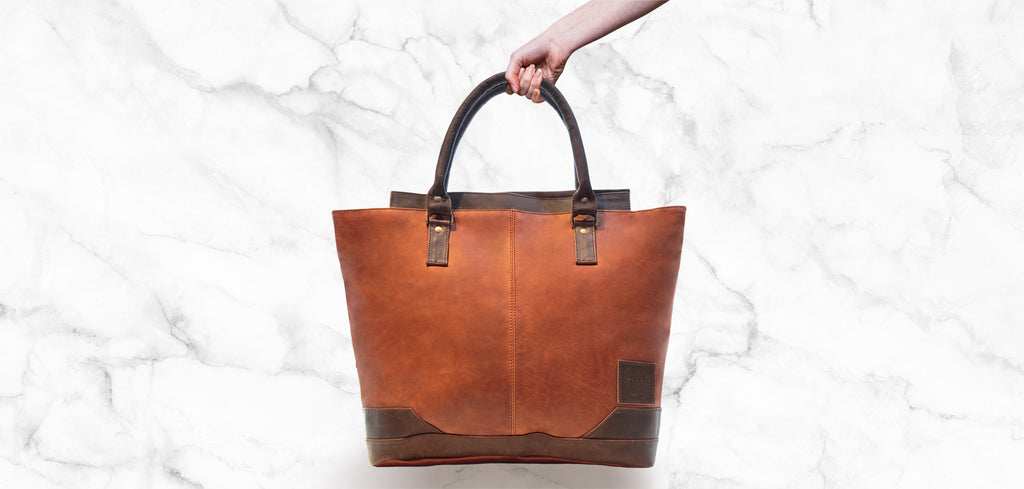 MAHI Leather Elegant Florence Work Tote