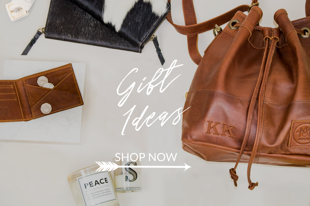 Why leather for a third wedding anniversary gift ideas for him